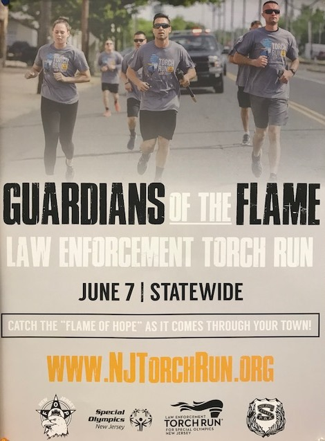 NJ Torch Run 2019