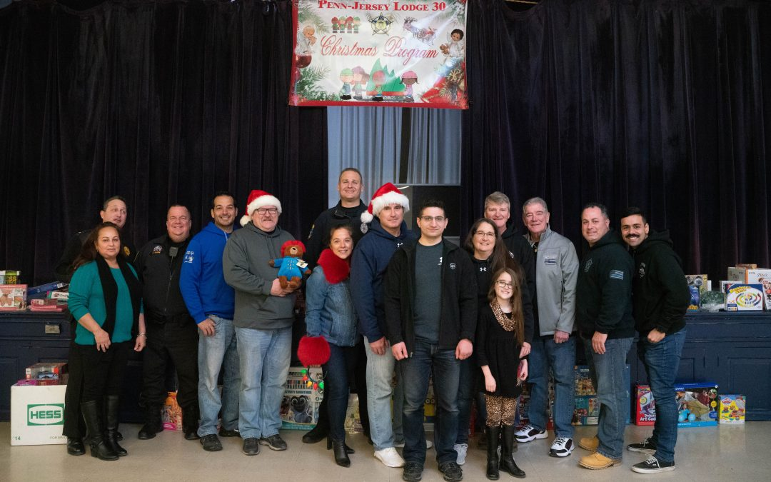 FOP 30 Christmas Toy Drive