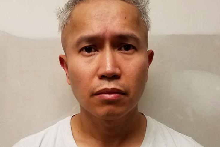 DRPA Police apprehend Charles Arcano for sexual assault on PATCO Hi-speedline