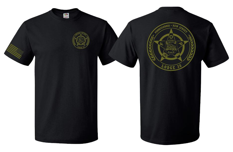 FOP Lodge 30 Annual T-Shirt/ Sweatshirt Fundraiser